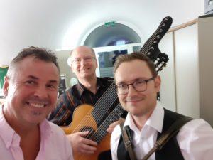 Konzert WAKS mit Musiker