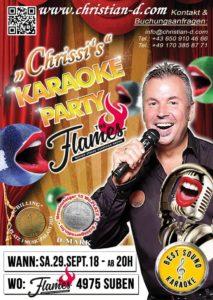 Karaoke Flyer 1