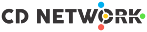 LOGO - CD NETWORK - SCHWARZ