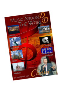 Music around the world Webseite Fyler