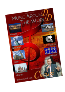 Music around the world Webseite Intro